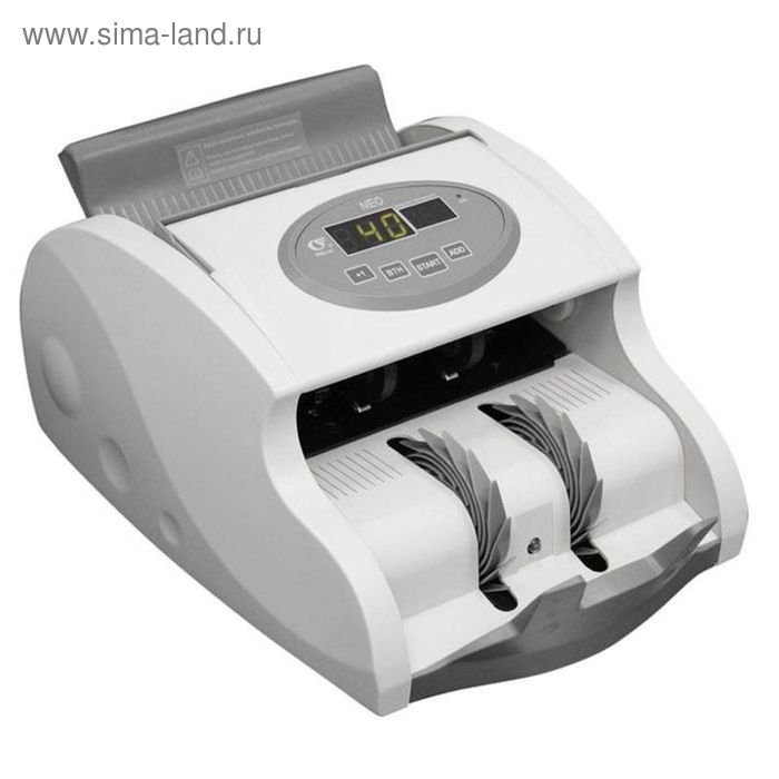 Счетчик банкнот PRO-40 NEO, до 800куп./мин.