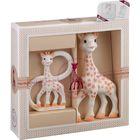 Подарочный набор игрушек Vulli «Жирафик Софи», от 0 мес.