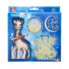 Набор Vulli «Жирафик Софи для сладких снов», для девочек, от 0 мес.