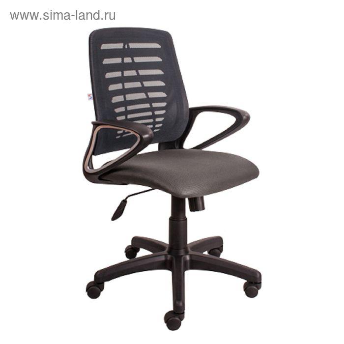 Кресло Paul GTPN7 DMS W01/T01 черный, сетка/сэдвич