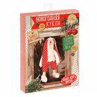 Интерьерная кукла «Зайка Кристофер», набор для шитья, 16.5 × 22.5 × 3.5 см