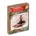 Сервировка новогоднего стола «Зимняя сказка», набор для шитья, 16,5 × 22,5 × 3,5 см