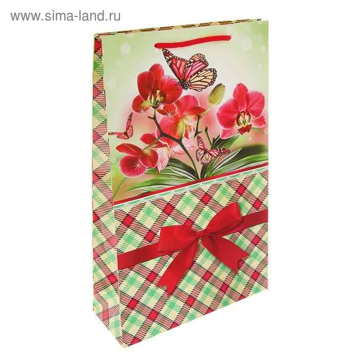 """Пакет подарочный """"Пробуждение"""" 40.5 х 24.8 х 9 см"""
