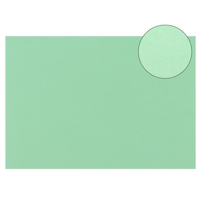 Картон цветной 420*297 мм Sadipal Sirio 170 г/м2 светло-зелёный 07941