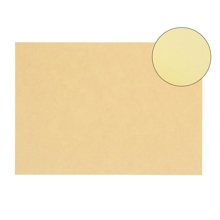 Картон цветной 420*297 мм Sadipal Sirio 170 г/м2 ваниль 07955