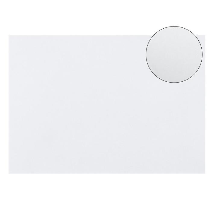 Картон цветной 420*297 мм Sadipal Sirio 170 г/м2 белый 07959