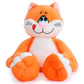 Мягкая игрушка «Кот Васька», цвета МИКС
