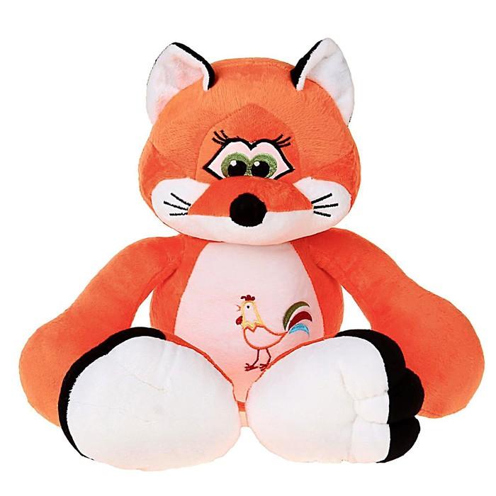Мягкая игрушка «Лисёнок Рыжик» - фото 1663153