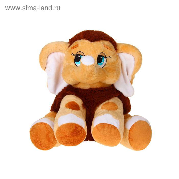 Мягкая игрушка «Мамонтёнок Малыш»