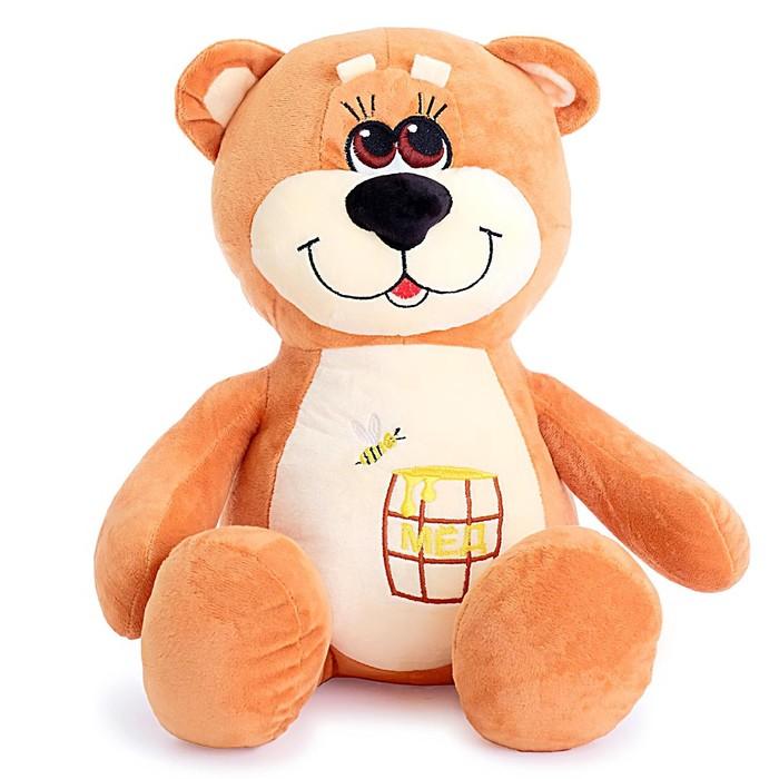Мягкая игрушка «Медведь Сластёна» - фото 4471683