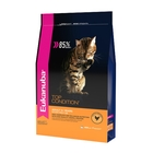 Сухой корм EUK Cat для взрослых кошек, с домашней птицей, 400 г