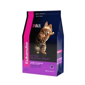 Сухой корм EUK Cat  для котят, с домашней птицей, 5 кг