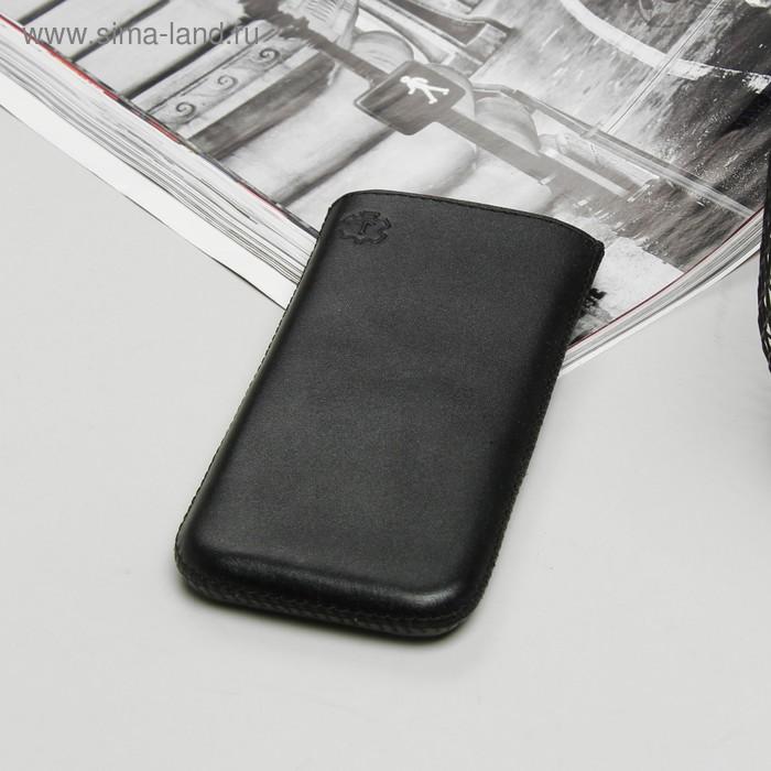 Чехол Time для телефона Apple iPhone 6, с ремешком, цвет чёрный