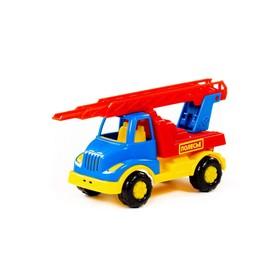 Автомобиль-пожарная спецмашина «Кнопик»