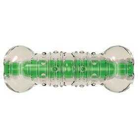 """Игрушка Petstages """"Хрустящая косточка""""  для собак, резиновая, большая"""