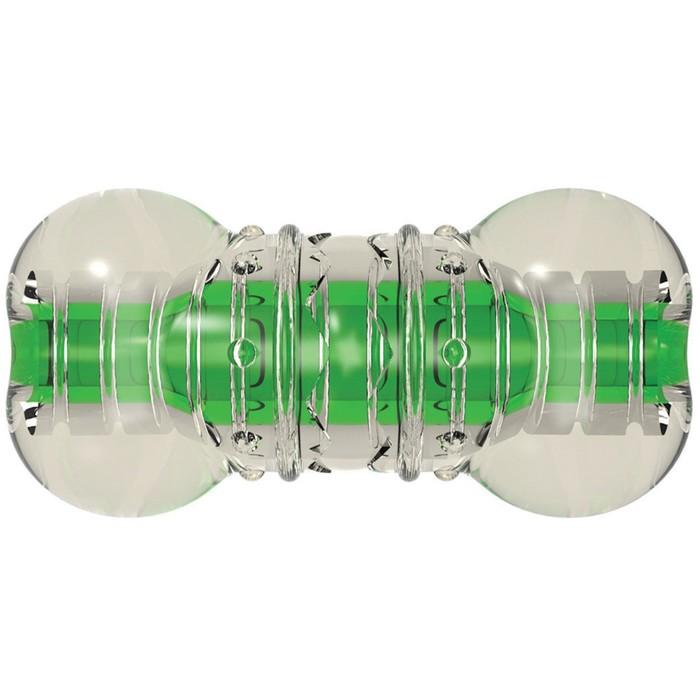 """Игрушка Petstages   """"Хрустящая косточка""""  для собак, резиновая, очень маленькая"""