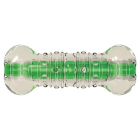 """Игрушка Petstages  """"Хрустящая косточка""""  для собак, резиновая, средняя"""