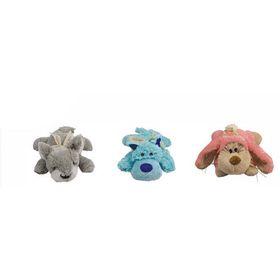"""Игрушка Kong""""Кози Натура""""  для собак  (обезьянка, барашек, лось) плюш, средние 20 см"""
