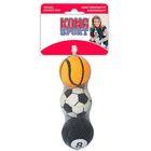 Теннисный мяч  Kong Air  для собак, очень маленький , 4 см  х 3 шт