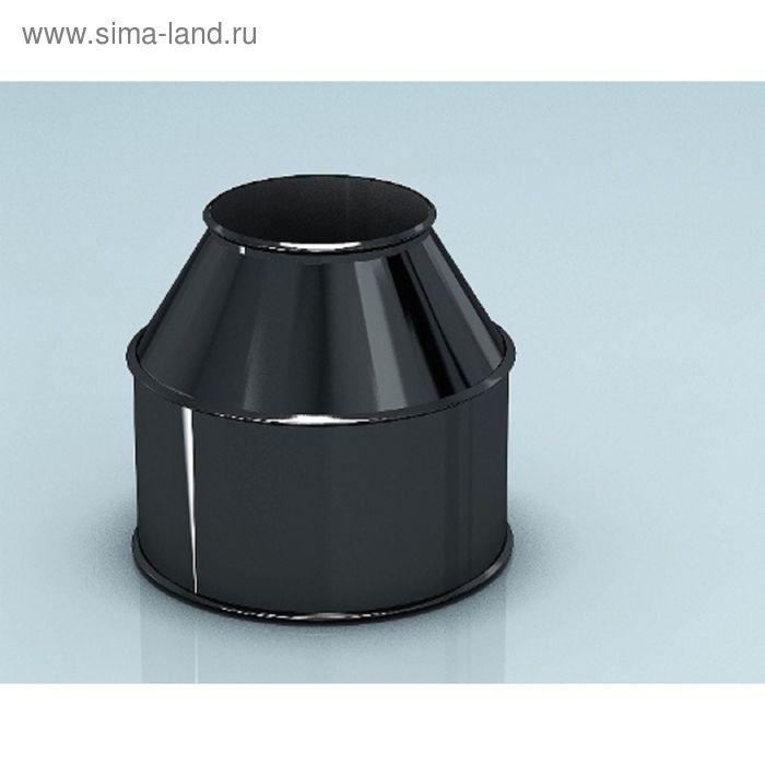 Оголовок Agni эмалированный, без зонта, d-140/210