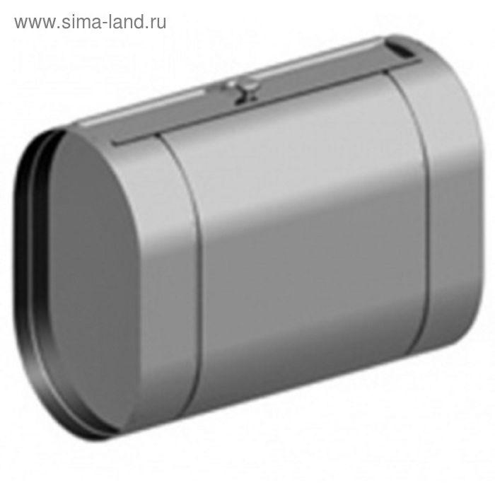 Бак Феррум Комфорт выносной, 75 л, нержавеющий AISI 201/1,0 мм, горизонтальный эллипс