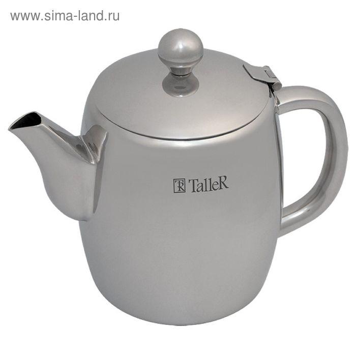 Кофейник/завар.TalleR  1 л