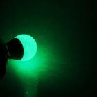 Лампа цветной шар 16 режимов диаметр 6 см, Е27-5W-SMD-10-5050-SMD-10-5730-180deg-85-265V
