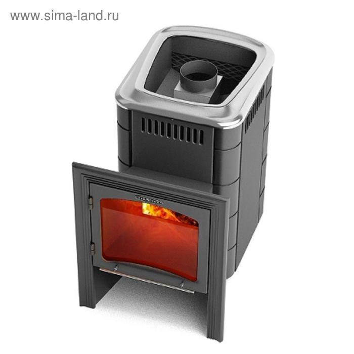 Печь для бани Термофор Компакт 2013 Carbon Витра, антрацит