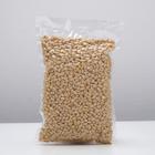 Кедровый орех, очищенное ядро, в вакууме, 0,5 кг - фото 16033