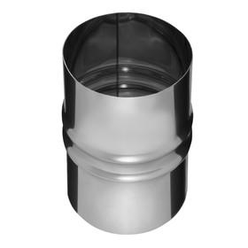 Адаптер Феррум ПП для печи, нержавеющий 439/0,8 мм, d 115 мм