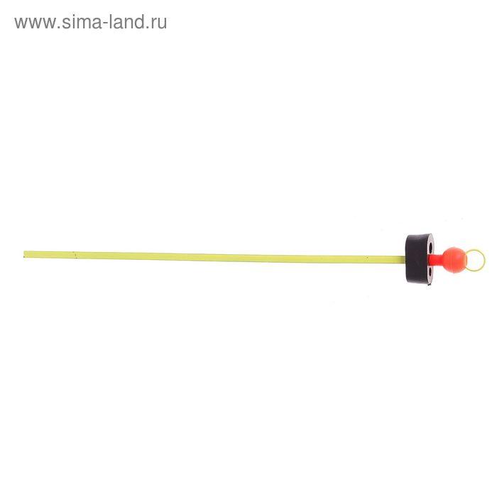 Сторожок Б-1 балансирный, полимер, 6-12 г, цвет жёлтый (20 шт.)