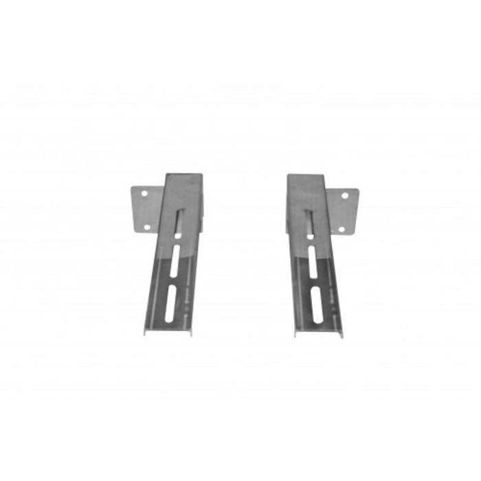 Штанга Феррум для стенового хомута нержавеющий AISI 430, L=500 мм, пара