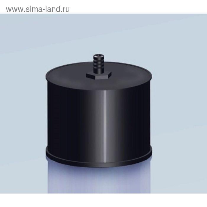 Заглушка Lokki с конденсатоотводом М, эмалированная 0,8мм, d 120мм, Дубль