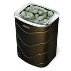 Печь для бани электрическая Термофор Примавольта, черная бронза, 6 кВт