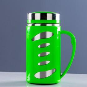 "Mug-teapot ""claw Marks"" with handle, 450 ml, mix, 10x15 cm"