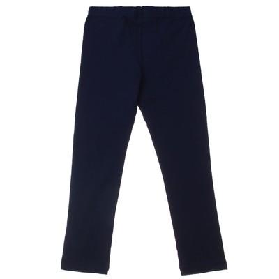 """Легинсы для девочки """"Высокий стиль"""", рост 98 см (52), цвет тёмно-синий ДРЛ894804_Д"""