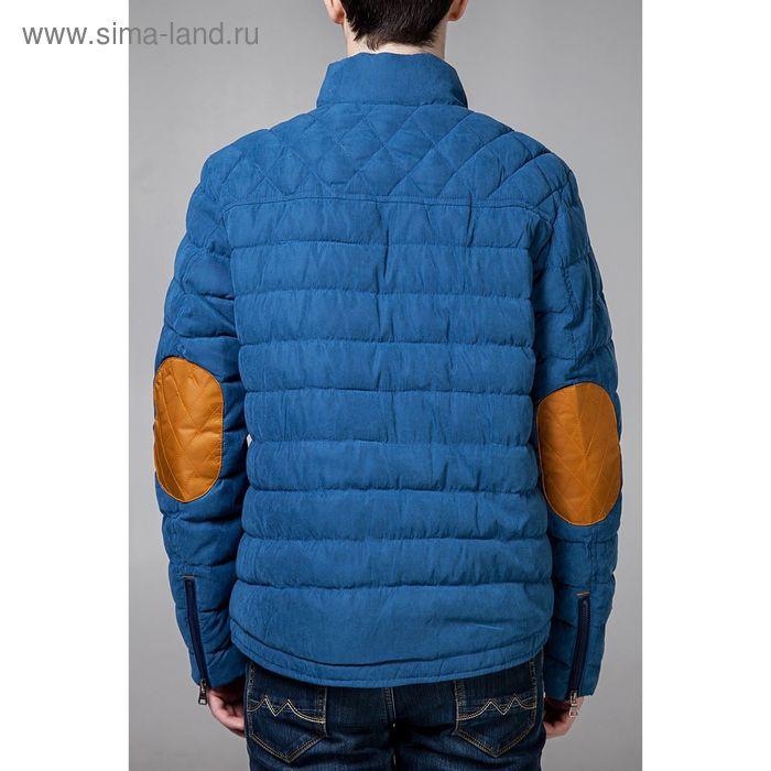 Куртка мужская демисезонная, размер 48, цвет синий DG 122-100