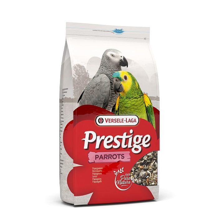 Корм VERSELE-LAGA Prestige Parrots для крупных попугаев, 3 кг. - фото 1663321