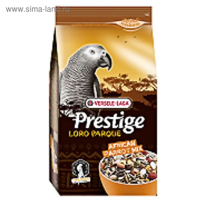 Корм VERSELE-LAGA Prestige PREMIUM African Parrot Loro Parque Mix  для крупных попугаев, 2,5 кг   16