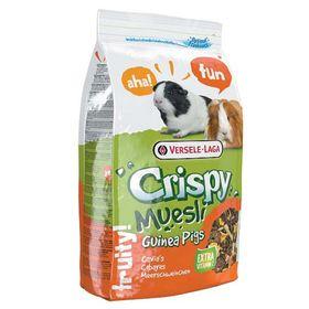 Корм VERSELE-LAGA Crispy Muesli Guinea Pigs для морских свинок, с витамином С, 1 кг