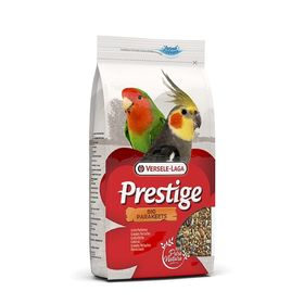 Корм VERSELE-LAGA Prestige Big Parakeets для средних попугаев, 1 кг.