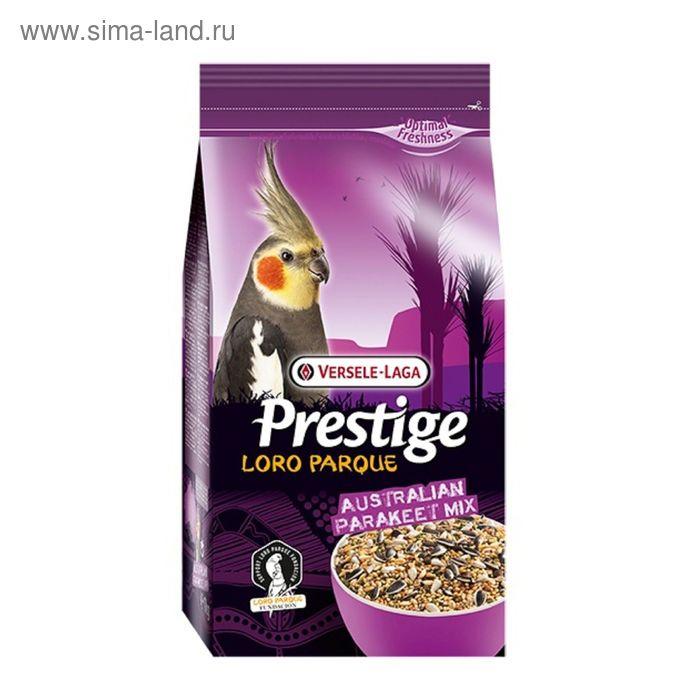 Корм VERSELE-LAGA Prestige PREMIUM Australian Parakeet Loro Parque Mix для средних попугаев, 1 кг