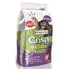 Гранулированный корм VERSELE-LAGA Crispy Pellets Ferrets для хорьков, 3 кг