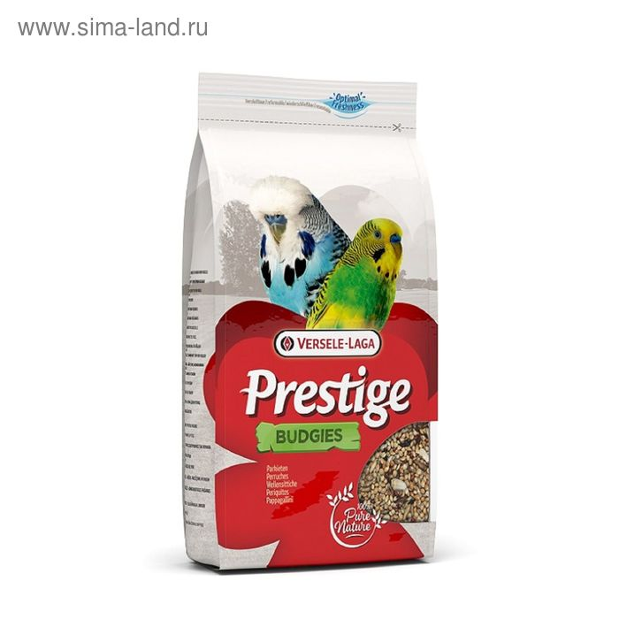 Корм VERSELE-LAGA Prestige Budgies для волнистых попугаев, 1 кг