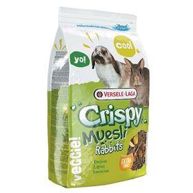 Корм VERSELE-LAGA Crispy Muesli Rabbits для кроликов, 1 кг