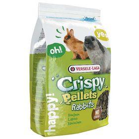 Гранулированный корм VERSELE-LAGA Crispy Pellets Rabbits для кроликов,  2 кг