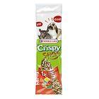Палочка VERSELE-LAGA Crispy для кроликов и шиншилл,  с травами, 1х55 г