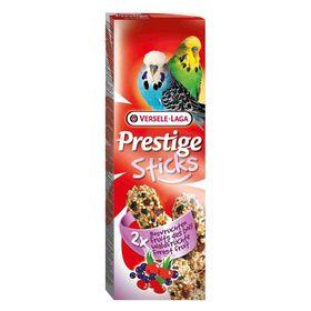Палочки VERSELE-LAGA Prestige для волнистых попугаев, с лесными ягодами, 2х30 г.