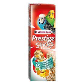 Палочки VERSELE-LAGA Prestige для волнистых попугаев, экзот. фрукты, 2х30 г.