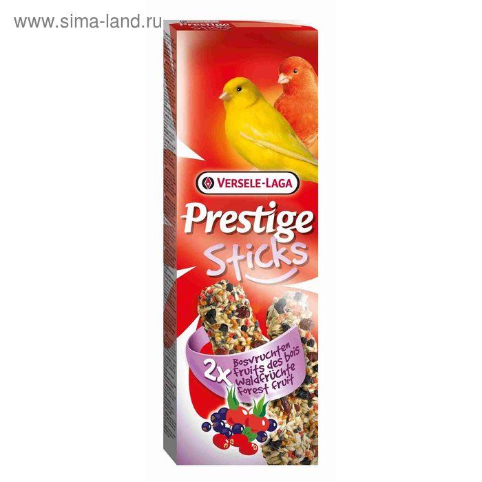 Палочки VERSELE-LAGA  Prestige палочки для канареек, с лесными ягодами, 2х30 г